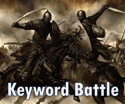 Keyword Battle Premium